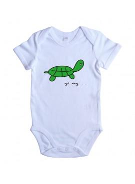 Body Bebé - Tortuga