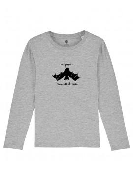 Niños Manga larga - Murciélago