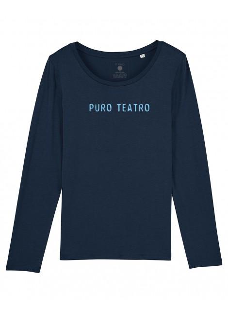 Camiseta Manga Larga Puro Teatro