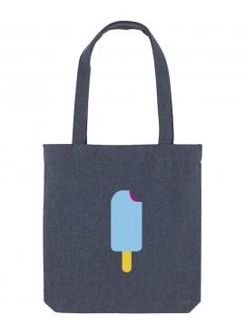 Bolsa - Helado Azul.