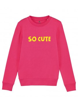 Sudadera Niño - So Cute