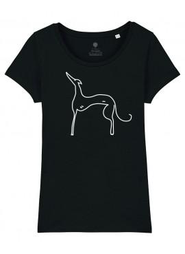 Camiseta Mujer - Galgo