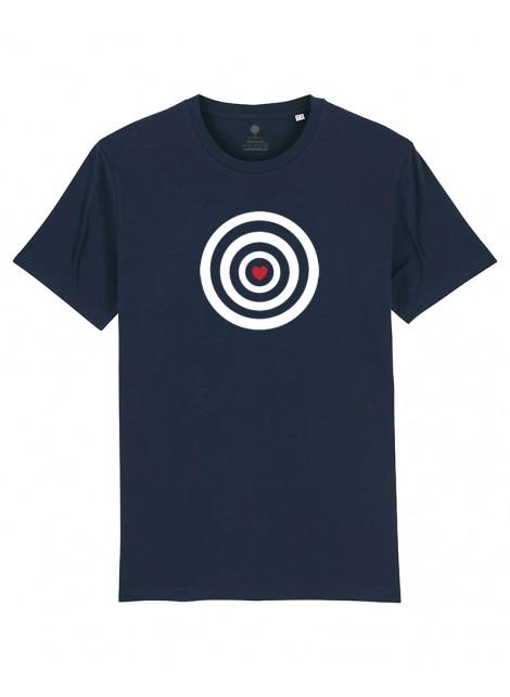 Camiseta Unisex - Diana corazón
