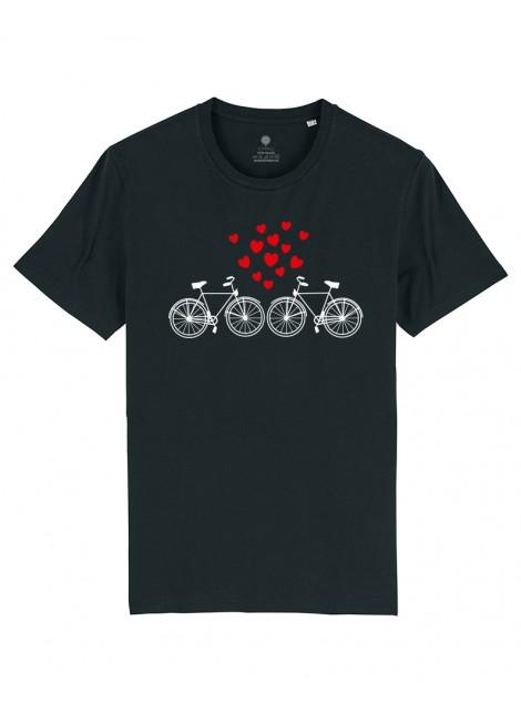 Camiseta Unisex - Bicicletas