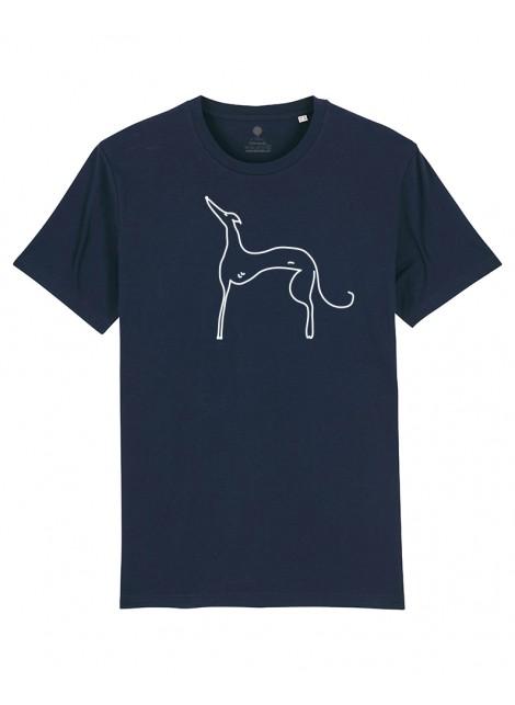 Camiseta Hombre Galgo