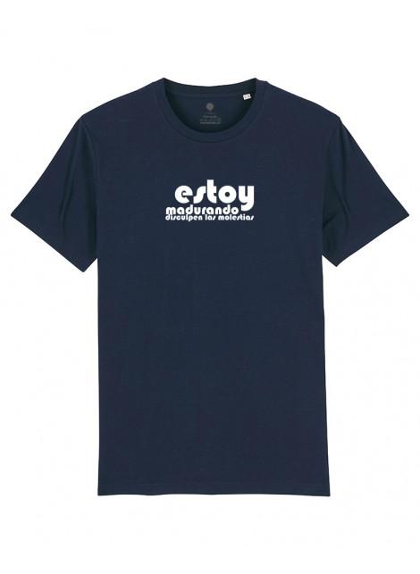 Camiseta Hombre Madurando