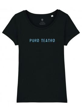 Camiseta mujer - Puro Teatro.