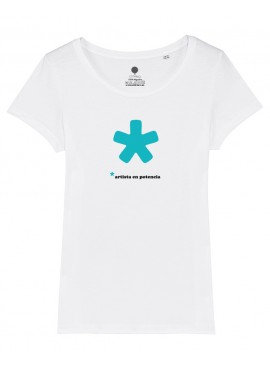 Camiseta Mujer - Artista en Potencia