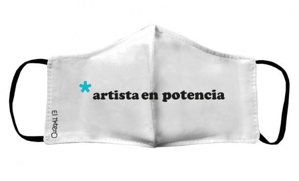 Mascarilla Niños - Artista