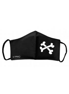 Mascarilla Niños - Bandera Pirata