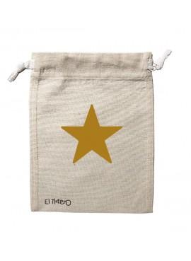 Saquito - Estrella dorada