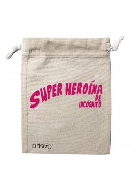 Saquito - Superheroína