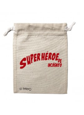 Saquito - Superhéroe