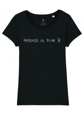 Camiseta Mujer M. Corta - Plan B