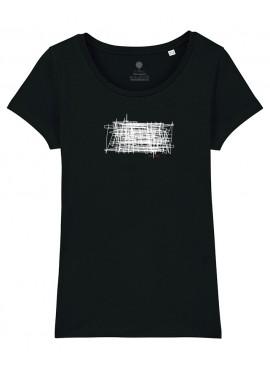 Camiseta Mujer - Me rayé.