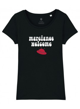 Camiseta Mujer - Welcome