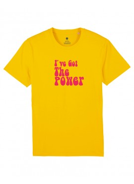 Camisetas Unisex - Power