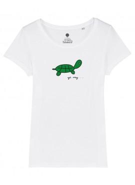 Camiseta Mujer - Tortuga