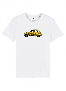 Camiseta Unisex - Dos caballos