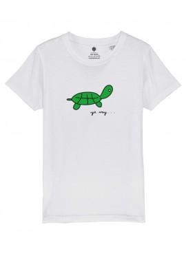 Camiseta Niño Unisex - Tortuga.