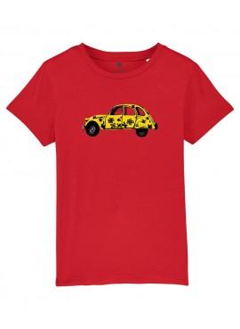 Camiseta Niño Unisex - Dos caballos