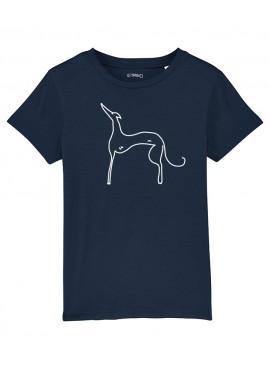 Camiseta Niño Unisex - Galgo