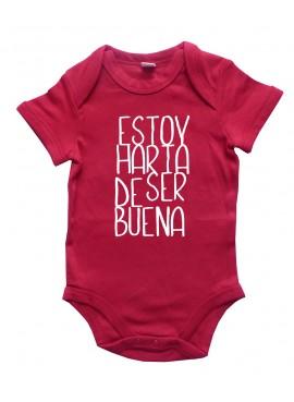 Body Bebé - Estoy Harta