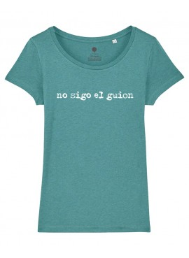 Camiseta mujer - Guion-Oferta