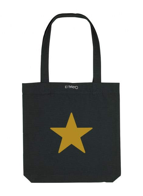 Bolsa - Estrella dorada