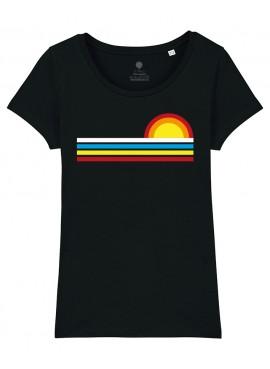 Camiseta Mujer - Amanecer