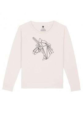 Sudadera Mujer - Unicornio