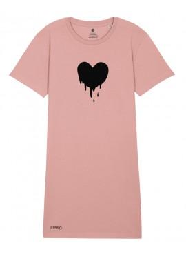 Vestido - Corazón derretido