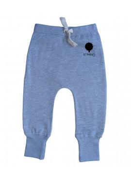 Pantalón bebé gris