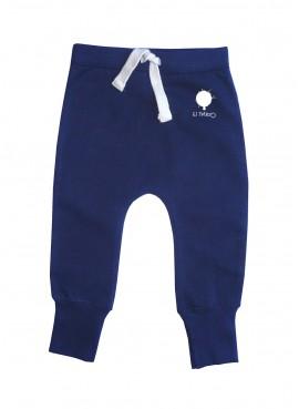 Pantalón bebé. Azul