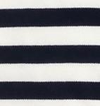 Rayas blancas y negras